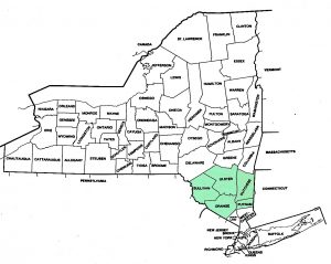 Mid-Hudson Valley Region